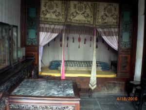 06 Palais été Chambre de l'imperatrice  5495