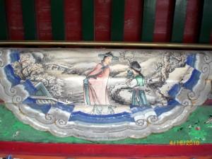 10 Palais été  détail  peinture 5543