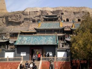 J11 grottes de Yungang 3 vue generale  183