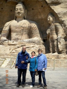 J11 grottes de Yungang 8 les 2 grands bouddhas 253