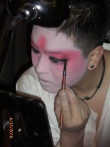 acteurs maquillage 5248