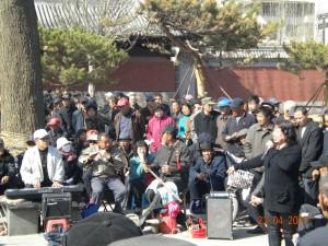 J11 Datong 12 temple Shanhua  artistes de rue  333