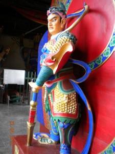 J11 Datong 2 pagode bois le gardien  111