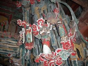 J12 Temple suspendu 10 statues 93