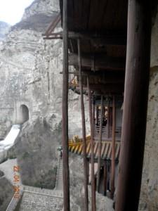 J12 Temple suspendu 8 le bas vu d'en haut 89