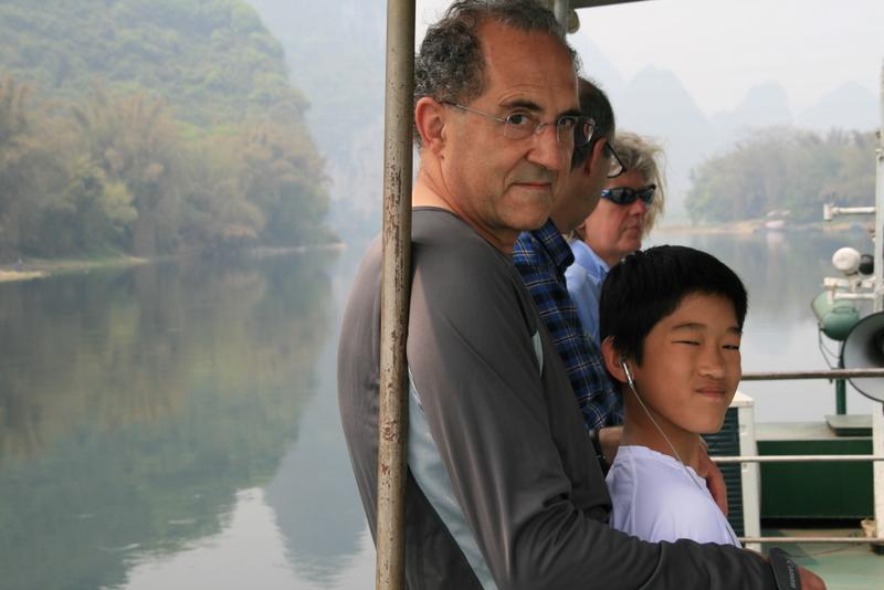 10MC_02Da_11-04-2011 Sur la rivière Li de Fuli à Yongshuo12